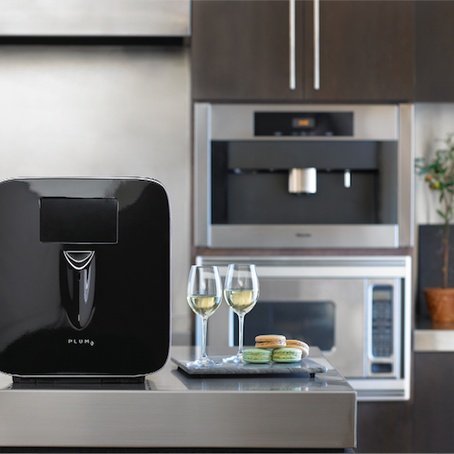 Plum, The First Super-Automatic Wine Appliance is Unveiled in NYC