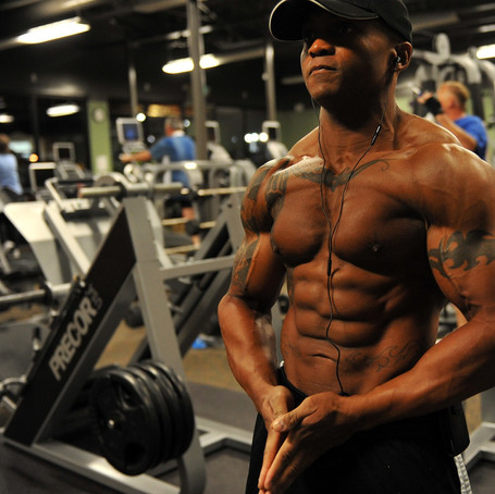 The Workout Finisher to Bring Up Lagging Body Parts