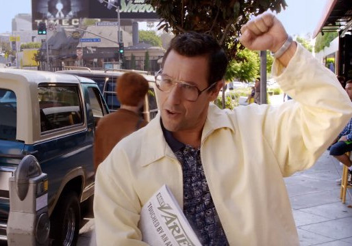 Adam Sandler's New Netflix Movie, Sandy Wexler