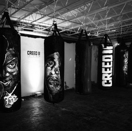 Creed 2 Album Listening Experience in Atlanta