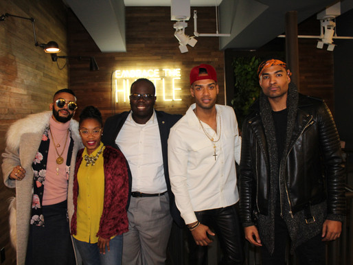 Next Big Thing Movement Closes Out 2017 with their Global Talk Series in New Headquarters of NYC