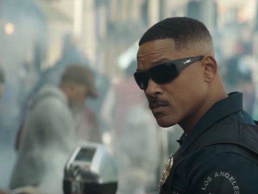 Netflix Releases Official Trailer for Bright
