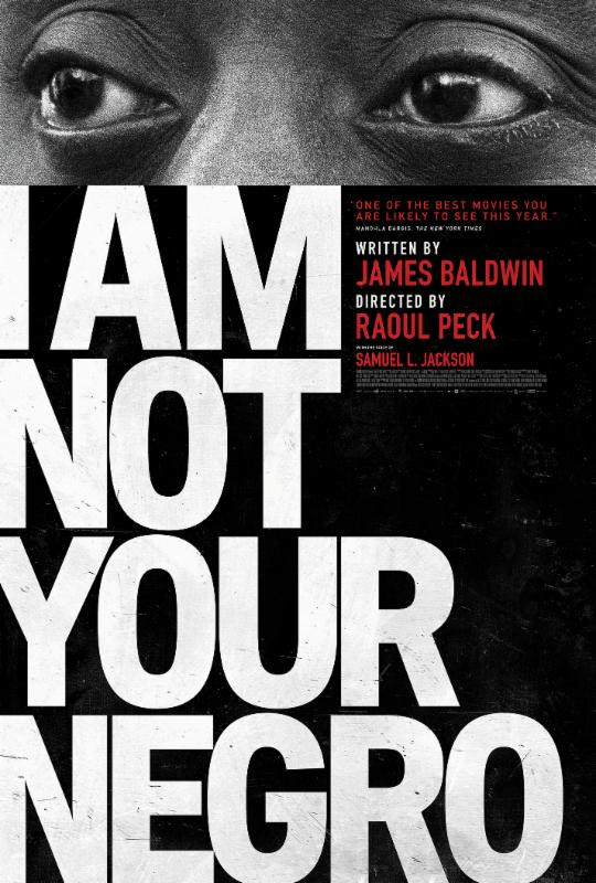 I Am Not Your Negro 2