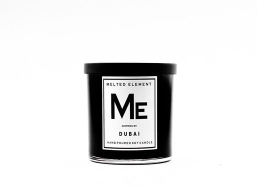 Giveaway – Melted Element Dubai Soy Candle