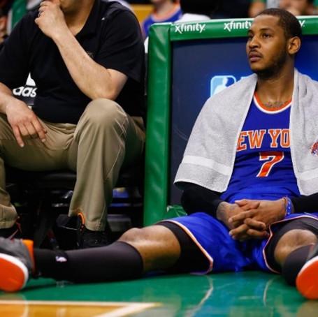 The Never Ending Story: New York Knicks