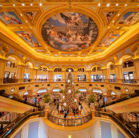 Five Facts You Might Not Have Known About the Venetian Macau Casino