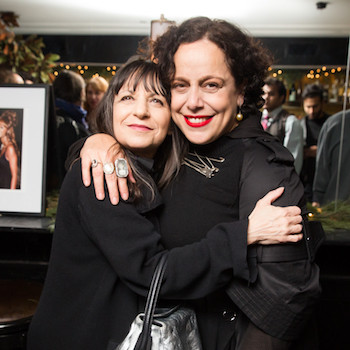 Zirkova One + Together Celebrated Ikram Goldman's NYC debut with Pink Martini