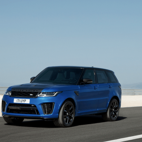 Land Rover Announces 2018 Range Rover with Hybrid Electric Plug-in