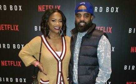 "Kandi Hosts VIP Screening of Netflix's ""Bird Box"""