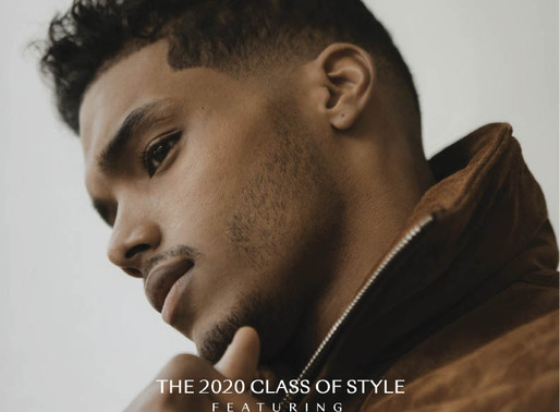 The Quintessential Gentleman 2019 Style Issue Featuring Actor Rome Flynn