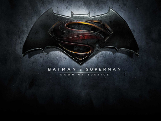 Batman v Superman: Dawn of Justice in Theaters Today