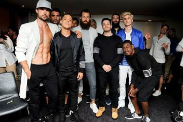 Grungy Gentleman Debuts Spring/Summer 2017 COllection at NYFWM
