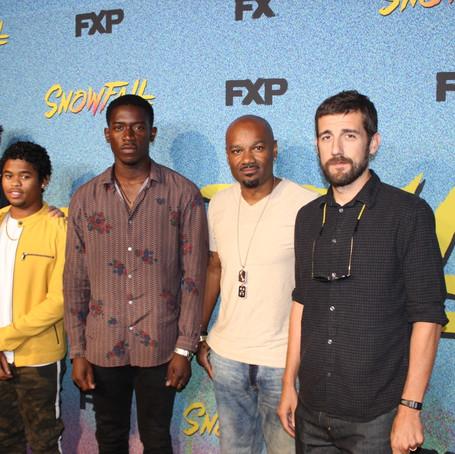 "FX Screens Season 2 of ""SNOWFALL"" in Atlanta"