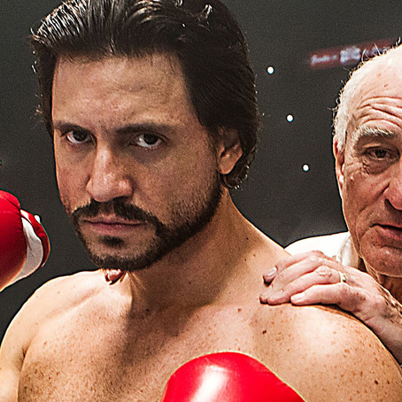 Hands of Stone Trailer