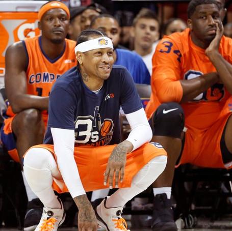 Big 3 Makes Basketball History in Brooklyn