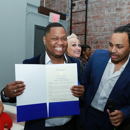 Quente'Sential Branding Founder Celebrates 30th Birthday with Atlanta Honors