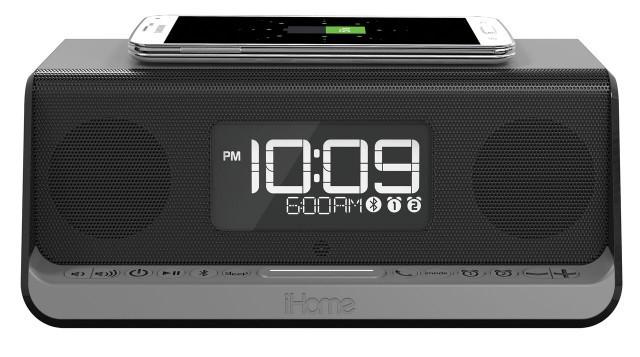 Charging Alarm Clock System
