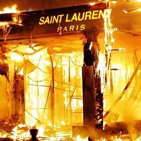 Hedi Slimane Is Stepping Down At Saint Laurent