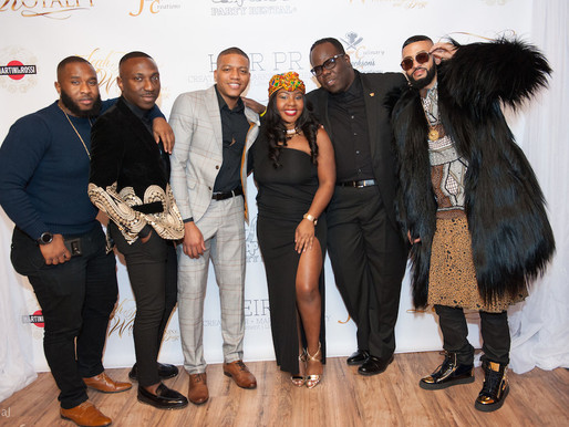 Heir PR Hosted its 2nd Annual Awards Gala Honoring 2017 Heir's List Influencers