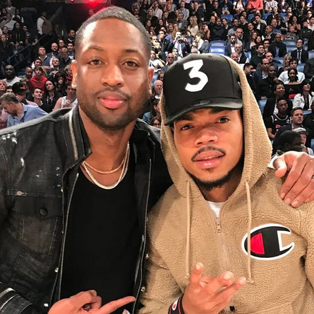 """Dwyane Wade and Chance The Rapper Co-Producing New Basketball Documentary """"Shot In The Dark&#8"""