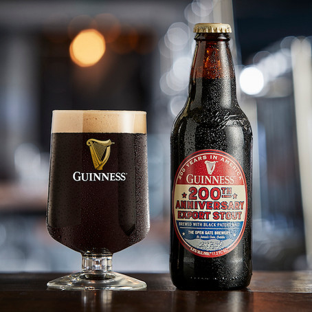 Guinness Celebrates Turning 200 with a New Beer