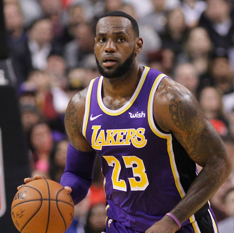 LeBron Jersey Remains Most Popular