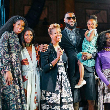 LeBron James Praises Women of Color with New Sneakers Designed by 3 Black Women