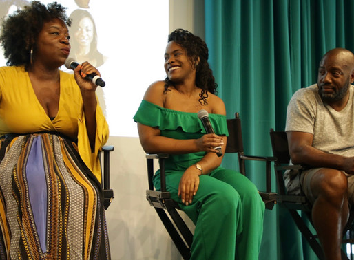 "Google Screens ""GODCOMPLX"" at ABFF and Promotes Tech at Steve Harvey's Mentoring C"
