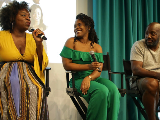 """Google Screens """"GODCOMPLX"""" at ABFF and Promotes Tech at Steve Harvey's Mentoring C"""