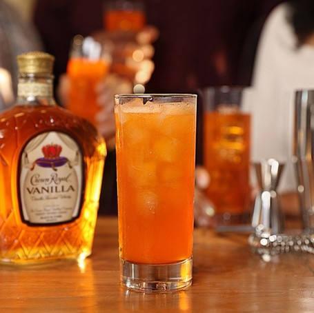 Crown Royal Recipes You Should Try This Weekend
