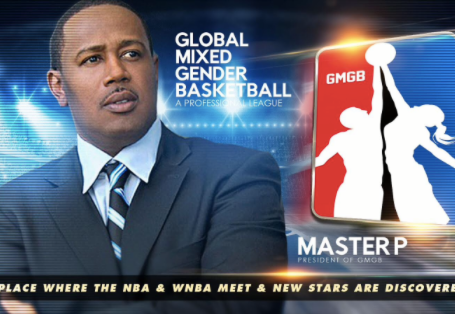 """Percy """"Master P"""" Miller Named President of the Global Mixed Gender Basketball Profession"""