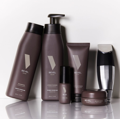 Walker & Company's Bevel Introduces New Head-To-Toe Grooming Products for Black Men