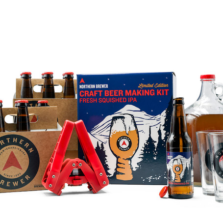 [Giveaway] Northern Brewer Craft Beer Making Gift Set