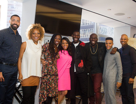 """Cast of OWN's """"Queen Sugar"""" Attends Press Conference in NYC"""
