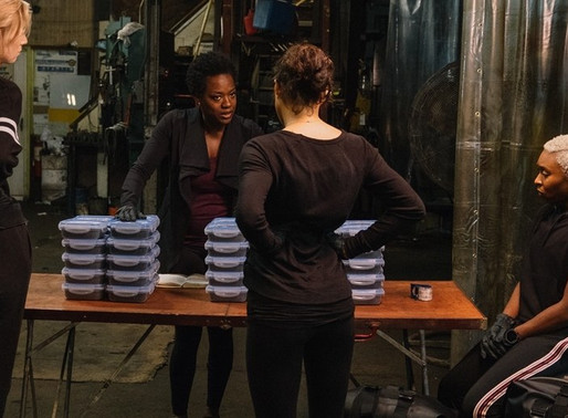 """Enter for Your Chance to See 20th Century Fox's """"Widows"""""""