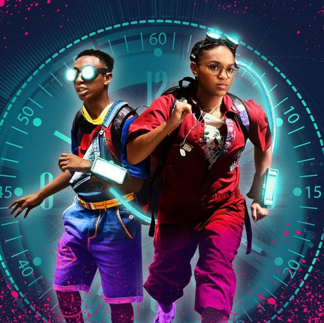 """Stefon Bristol and Spike Lee's """"See You Yesterday"""" Hits Netflix TODAY"""