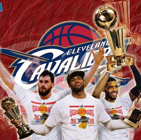 Cavs Win First Title!