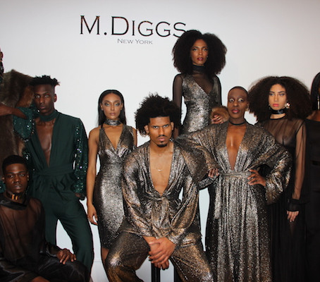 M. Diggs Presents The Mahogany Collection for NYFW