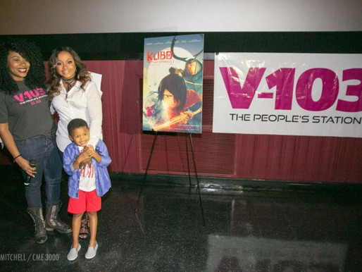 "Phaedra Parks, Erica Dixon, Nicci Gilbert & More Attend ATL Screening Of ""Kubo and the Tw"