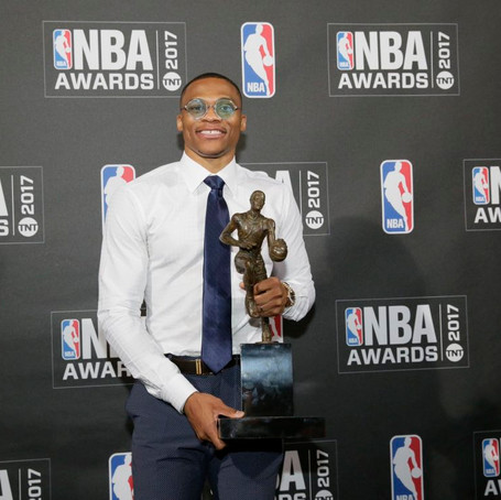 The First NBA Awards Was a Success