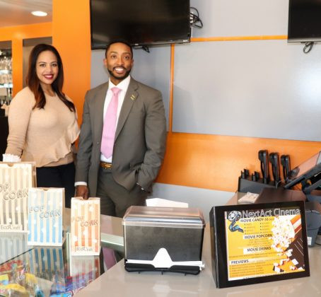 First African American Owned Movie Theater Opens In Baltimore