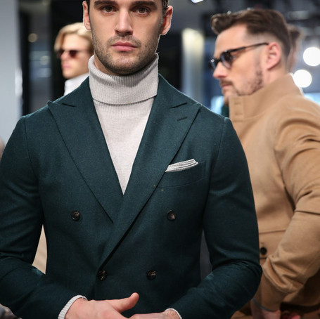 Suitsupply Delivers at New York Fashion Week: Men