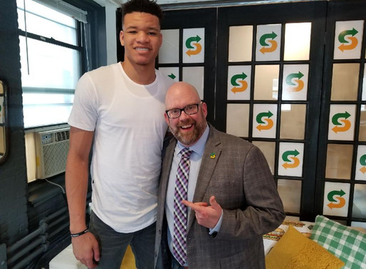 Kevin Knox and Subway Are Going Bigger and Better
