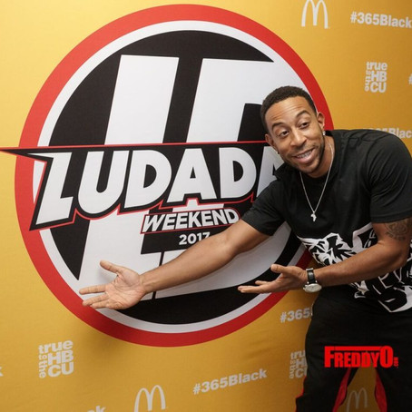 Larenz Tate, Vin Diesel, Cardi B, John Wall, La La and More Join Ludacris for the Annual LudaDay Wee