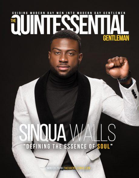 Sinqua Walls The Quintessential Gentleman