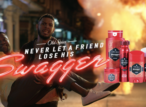Don't Get Swagger Jacked, Get Your Swagger Back With Old Spice