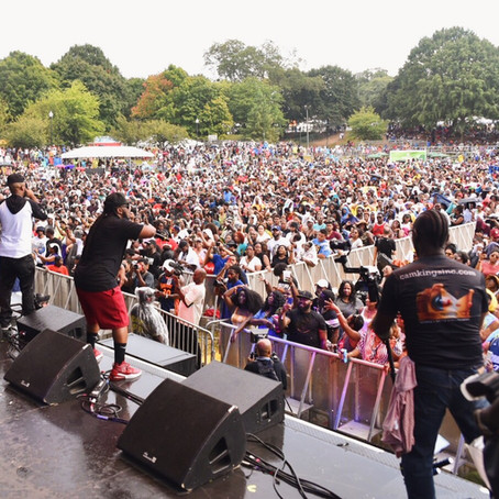 2 Chainz, T.I., and Big Boi Close Out a Historic Weekend at ONE Musicfest