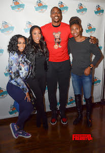 Dwight Howard, Malcolm Delaney, Mimi Faust, Karlie Redd & More Attend Private Tasting Event for