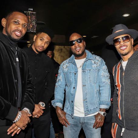 "Mack Wilds, Trey Songz, Ludacris and More Attend Jeezy's ""Super Brunch"""