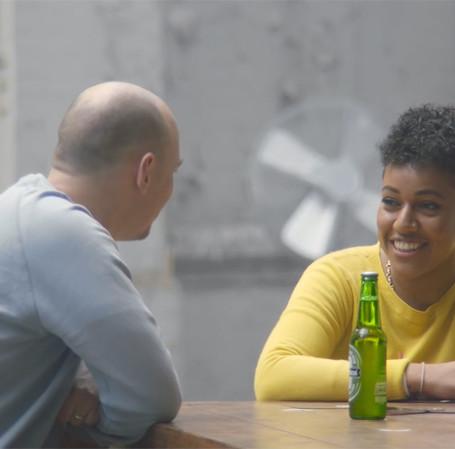Heineken Worlds Apart Ad